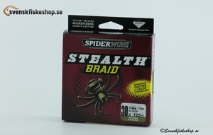 Spiderwire Stealth Moss Green 114m